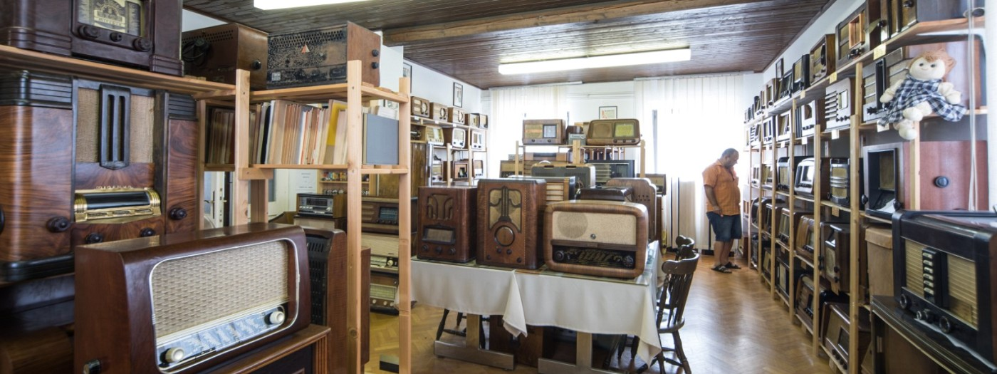 The Museum of Radios