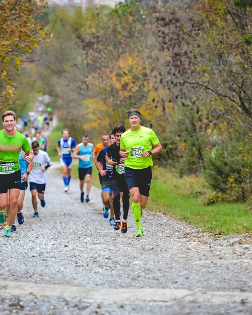 Running event: 'Farewell to autumn in the Karst'