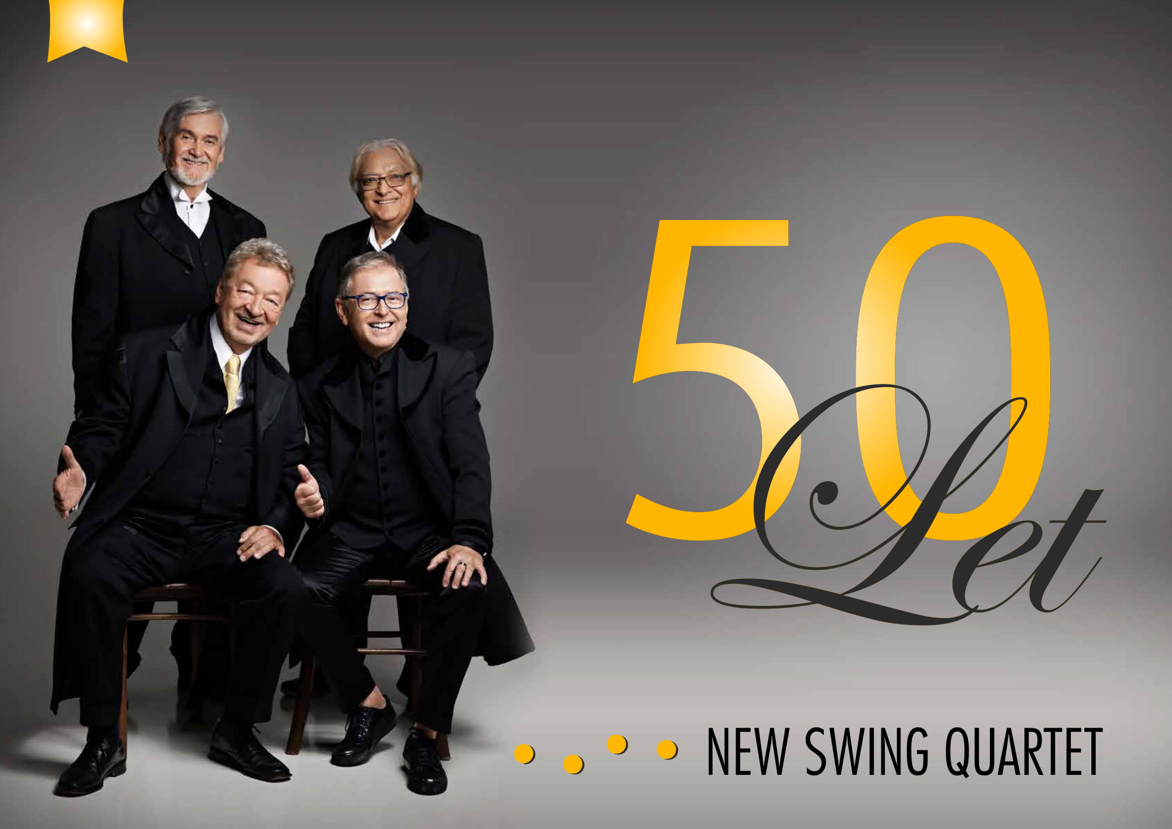Koncert New Swing Quartet