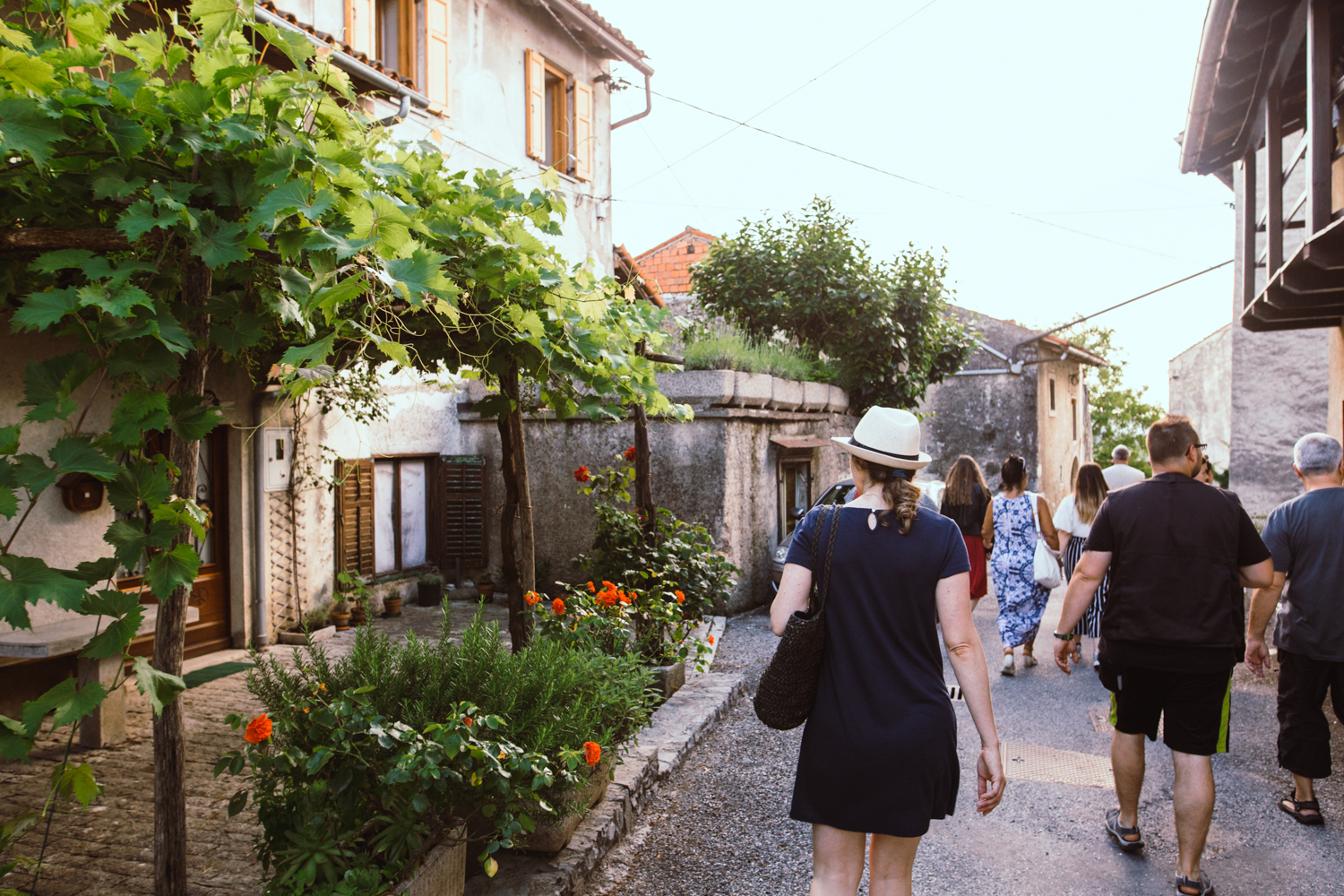 Štanjel – a guided tour of the village